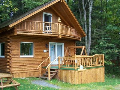 New hampshire white mountains lodging 2015 home design ideas Log homes in new hampshire