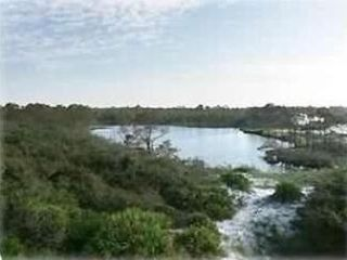 View of the Lake and State Dune Preserve - Grayton Beach house vacation rental photo