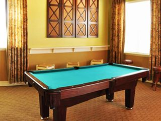 Coral Cay townhome photo - Clubhouse Pool Table