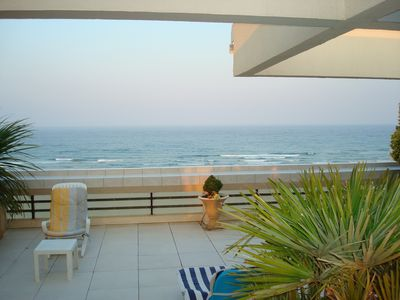 Superb apart. T3 beachfront located in Canet Plage for 4 people