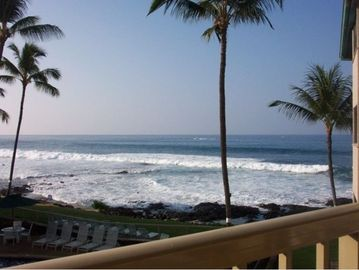 Kailua Kona condo rental - Beautiful ocean views!