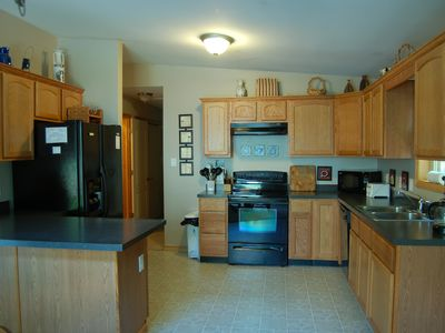 Lake Harmony house rental - Kitchen
