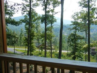 Murphy cabin photo - View From Porch