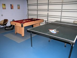 Sunset Lakes house photo - Brand new games room