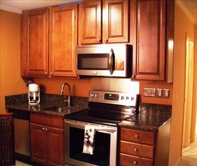 Hilton Head Island ~ Newly Renovated with Quality Stainless Steel Appliances - Folly Field condo vacation rental photo