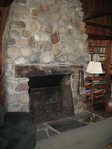Fireplace-Living Room