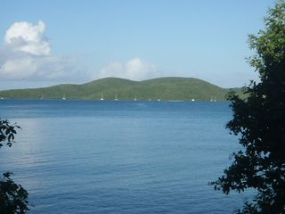 Culebra cottage photo - Casa Yaboa : Casa Guayacan, view from master bedroom