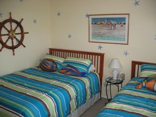 "Don Pedro Island condo photo - Guest BR with queen plus twin beds, Cable,and 20"" TV, too."