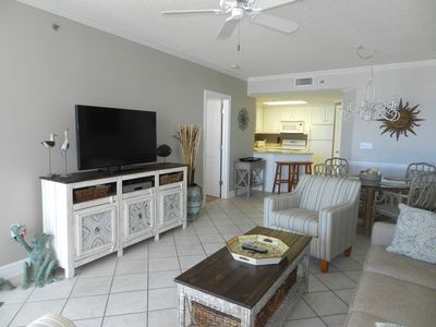 Relax at the Beach!  2br 2ba 7th Floor Phoenix VIII Condo 702! Great Gulf View!