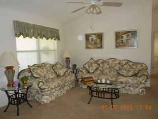 The Villages house photo - .Living room area
