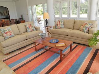 Vieques Island villa photo - Beautiful New Living Room Furniture