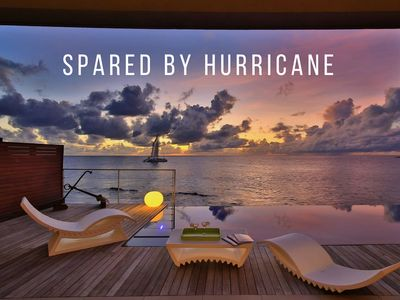 **UNDAMAGED AFTER HURRICANE**ANCHOR HOUSE-DIRECT OCEANFRONT–LUXURY MODE