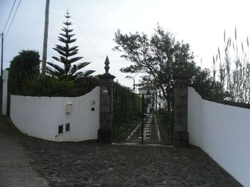 Entrance to Quinta dos Milhafres
