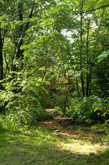 Seven Springs house photo - Path that leads to Sundance at Fern Mtn. our other luxury rental