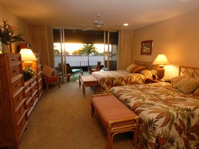 Kaanapali condo rental - Beautifully Decorated Large Bedroom
