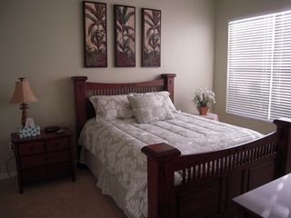 Fort Myers condo photo - Master Bedroom with queen size bed