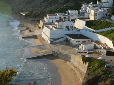The Casa Valeria is situated directly on the sea - Casa Valeria 1. Stock