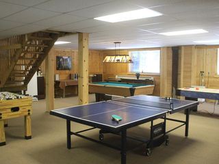 Lake Placid chalet photo - Game Room