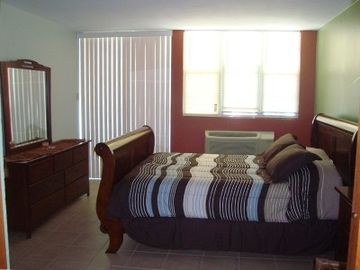 Master Bedroom (has bathroom and spacious walking closet).