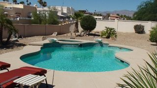 Lake Havasu City house photo - Pool Spa And View