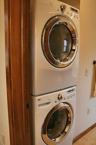 Branson lodge rental - Washer and Dryer