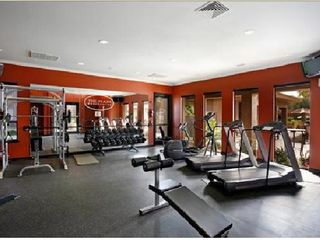 Kierland Scottsdale condo photo - Complete fitness center with treadmills and weight machines