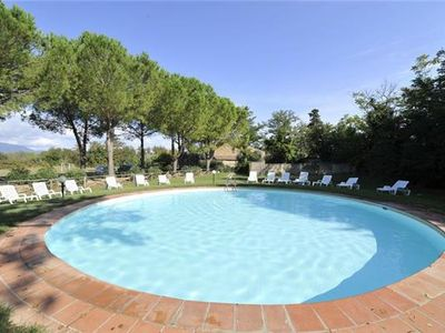 Cottage for 3 people, with swimming pool, in Livorno