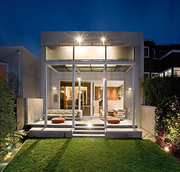 San Francisco Rentals By Owner: Warm Contemporary Home-Golden Gate Bridge...