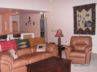 Pinetop condo photo - Mountain Pine Theme throughout our home