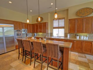 La Quinta villa photo - Stainless Sub Zero and Wolf Appliances