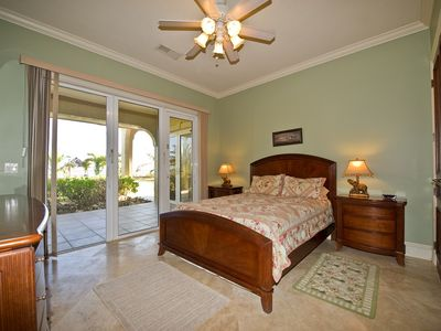 Spacious bedroom suites