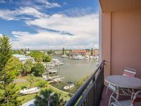 Spacious Condo in a New Resort and Spa.  Two King Beds.  Two Private Balconies!