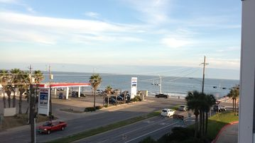 Daytime view of the gulf!