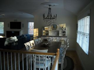 Wellfleet house photo - Dining Room Seating for 10