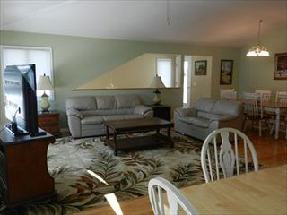Barnegat Light house photo - Living Room