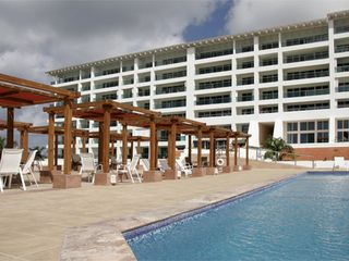 Cozumel condo photo - Huge pool area with sun and shade