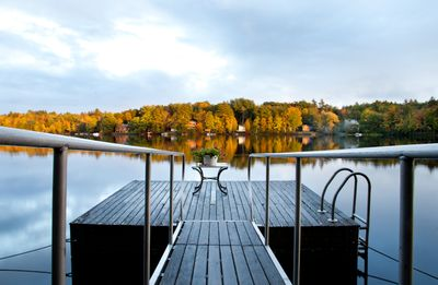 The dock - Perfect for swimming, sunning, fishing, relaxing, reading, dozing...