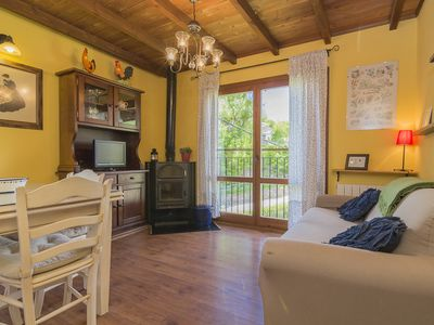 VALLEY BENASQUE-CERLER. RUSTIC APARTMENT. IDEAL COUPLES WITH CHILDREN