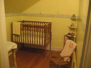 Portland house photo - Nursery off the master