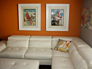 Corpus Christi condo photo - .Living Area