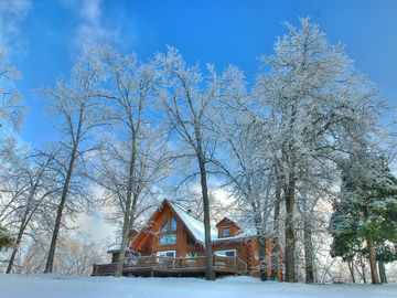 Branson Bear Log Cabin is the cure for cabin fever