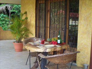 Jaco villa photo - Large Patio/balcony for your enjoyment