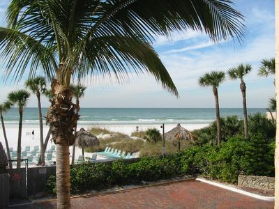 Access to Crescent Beach from Sea Shell Condominiums