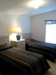 Palm Key Village house rental - Twin bedroom