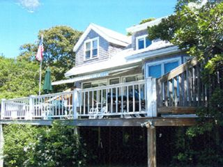 Oak Bluffs house photo - Overlooking Nantucket Sound