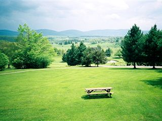 Canaan Valley studio photo - View from the deck