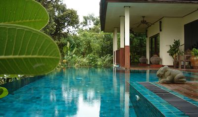 Full Board Private Pool Villa in the Rice Paddies;Thai welcome