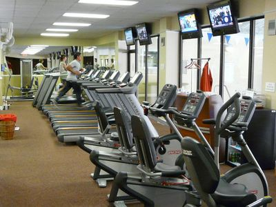 Players Club Exercise Equipment