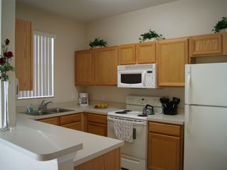 Regal Palms townhome photo - Kitchen