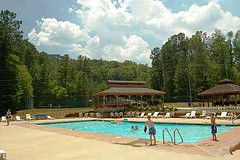 Ellijay cabin photo - Community Pool
